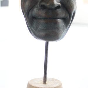 Gregos Béatitude 5-8 2014 Bronze 44x20x20cm