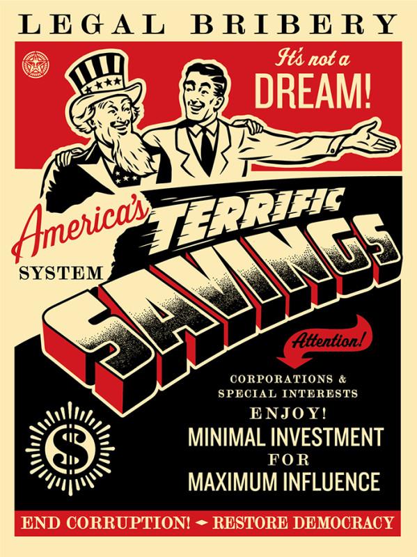 product America's Savings POSTER