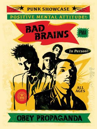 product Bad Brains Punk Showcase rasta_BD