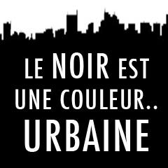 Le noir est une couleur…urbaine