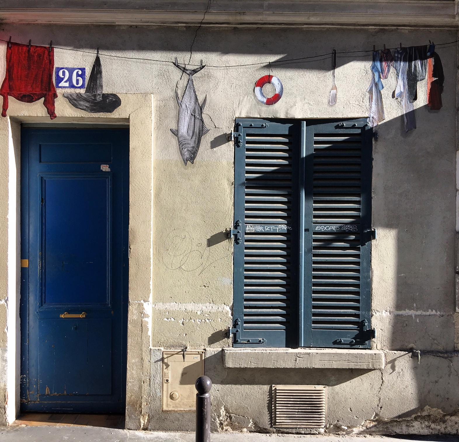 Rue Véron – Hérard/Levalet