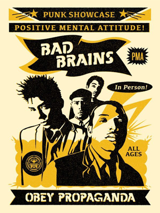 product Bad Brains Punk Showcase_BD
