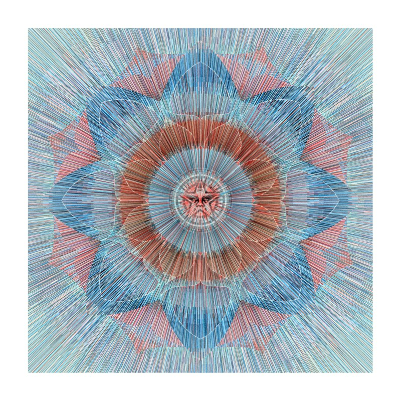 product obey-flower-57x57cm-coloured-line-thickness-Final+bit